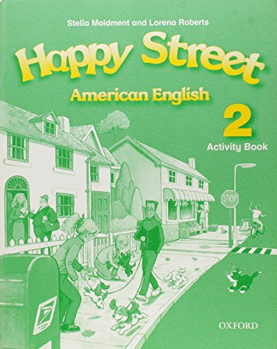 American Happy Street 2: Activity Book: Maidment, Stella; Roberts,