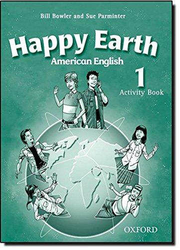 9780194732437: American Happy Earth 1: Activity Book