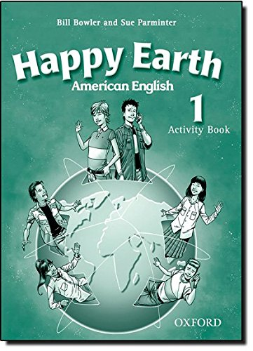 American Happy Earth 1: Activity Book: Maidment, Stella; Roberts,
