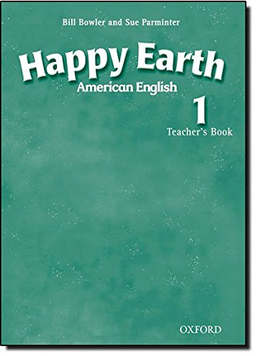 American Happy Earth 1: American English Course: Maidment, Stella; Roberts,