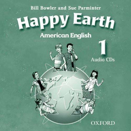 9780194732451: American Happy Earth 1: Audio CDs (2)