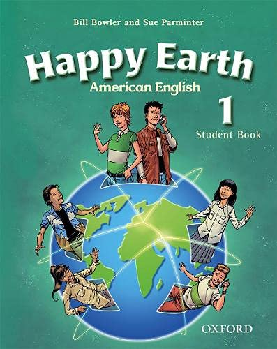American Happy Earth 1: Student Book with: Maidment, Stella; Roberts,