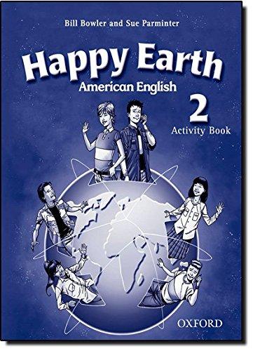 9780194732499: American Happy Earth 2: Activity Book