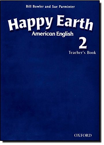 American Happy Earth 2: Teacher's Book: Maidment, Stella; Roberts,