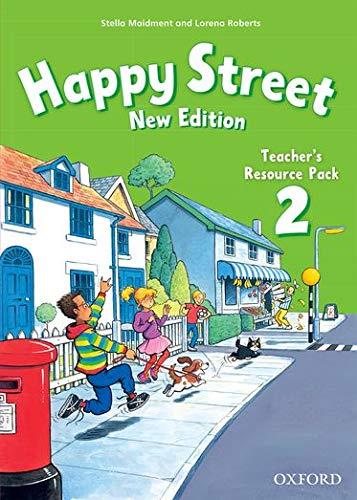 9780194732789: Happy Street 2: Teacher's Resource Pack 2ª Edición (Happy Second Edition)