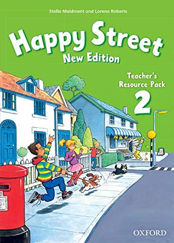 9780194732789: Happy Street: 2 New Edition: Teacher's Resource Pack