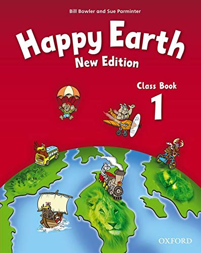 9780194732840: Happy Earth : Class Book 1
