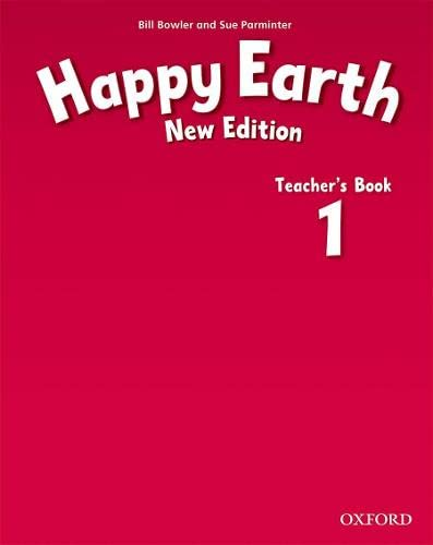 9780194732864: Happy Earth: 1 New Edition: Teacher's Book
