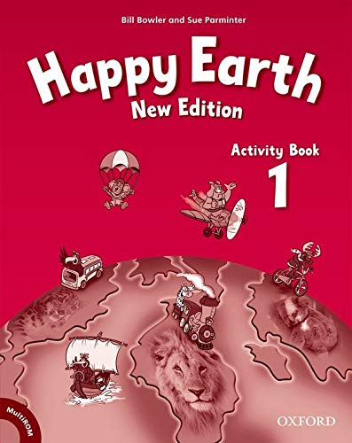9780194732888: Happy earth. Activity book. Per le Scuole superiori