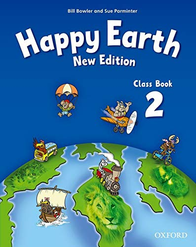 9780194732918: Happy Earth: 2 New Edition: Class Book