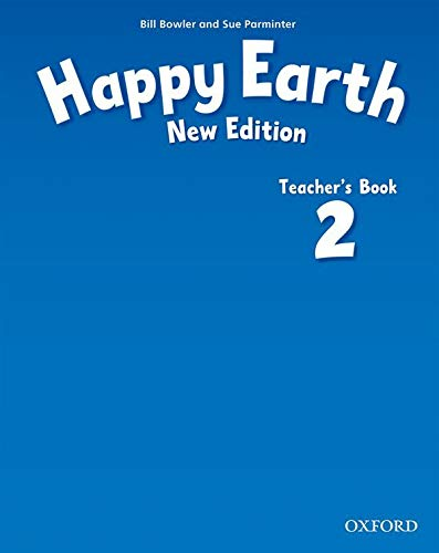 9780194732932: Happy Earth 2: Teacher's Book 2nd Edition (Happy Second Edition)