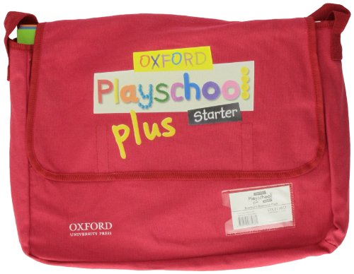 9780194734660: Oxford Playschool Starter Plus (Pack) (Playschool Plus) - 9780194734660