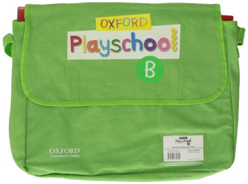 9780194734691: Oxford Playschool B: Teacher's Resource Pack - 9780194734691
