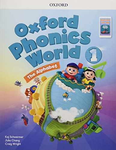 OXFORD PHONICS WORLD REFRESH 1 SB PK