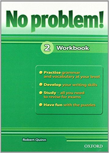 9780194738132: No Problem 2: Workbook (Es)