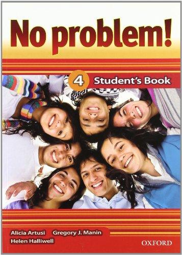 9780194738323: No Problem 4: Student's Book - 9780194738323