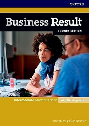 Business Result: Intermediate. Student's Book with Online: Hughes, John, Naunton,