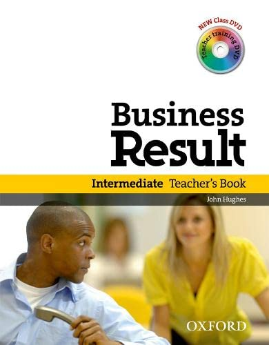 9780194739443: Business Result Intermediate : Teacher's Book and DVD Pack