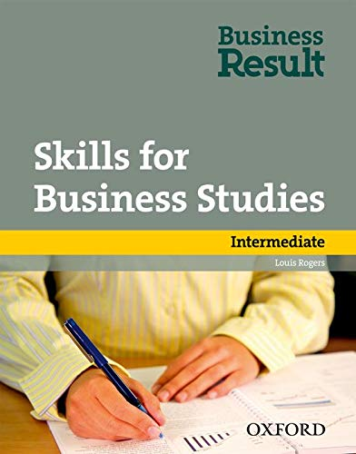 9780194739504: Business Result Intermediate. Student's Book with DVD-ROM + Skills for Business Studies Pack