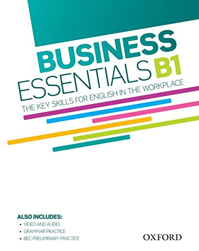 9780194739788: Business Essentials B1: Student's Book with DVD