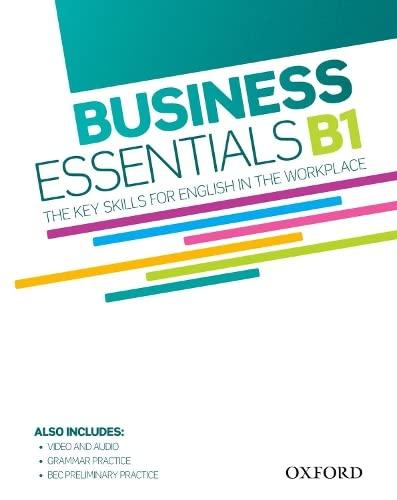 9780194739788: Business essentials. Student's book. Con DVD. Per le Scuole superiori