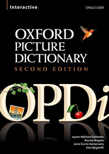 9780194740258: Oxford Picture Dictionary Interactive CD-ROM (Single User)