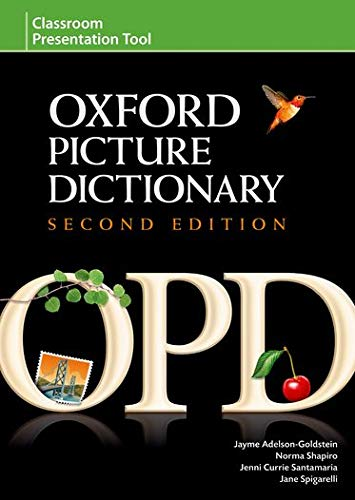 Oxford Picture Dictionary Presentation Software CD-ROM: Jayme Adelson-Goldstein, Norma Shapiro, ...