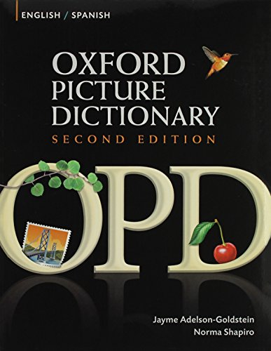 9780194740739: Oxford Picture Dictionary Interactive Online with Oxford Picture Dictionary English-Spanish Pack: Bilingual Dictionary for Spanish speaking teenage ... of English (Oxford Picture Dictionary 2E)