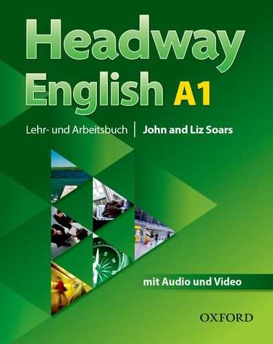 9780194741231: Headway English: A1 Student's Book Pack (DE/AT), with Audio-CD