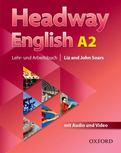 9780194741316: Headway English: A2 Student's Book Pack (DE/AT), with MP3-CD