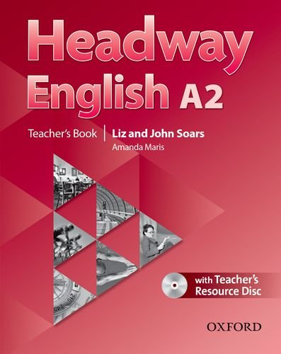 9780194741323: Headway English: A2 Teacher's Book Pack (DE/AT), with CD-ROM
