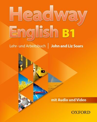 9780194741392: Headway English: B1 Student's Book Pack (DE/AT), with Audio-CD
