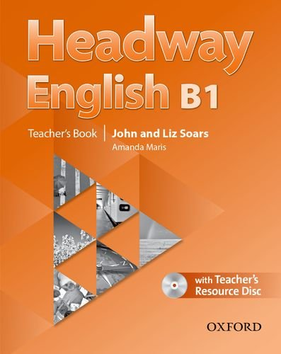 9780194741408: Headway English: B1 Teacher's Book Pack (DE/AT), with CD-ROM