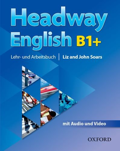 9780194741477: Headway English: B1+ Student's Book Pack (DE/AT), with Audio-CD