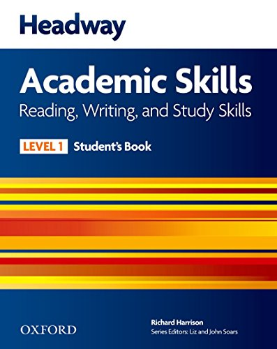 9780194741590: New headway academic skills: reading & writing. Student's book. Per le Scuole superiori: Headway Academic Skills 1: Reading, Writing, and Study Skills Student's Book