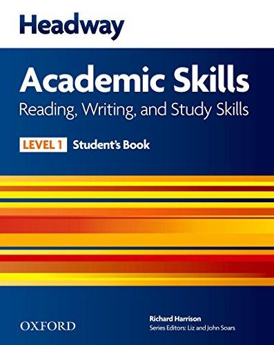 9780194741590: New headway academic skills: reading & writing. Student's book. Per le Scuole superiori: 1