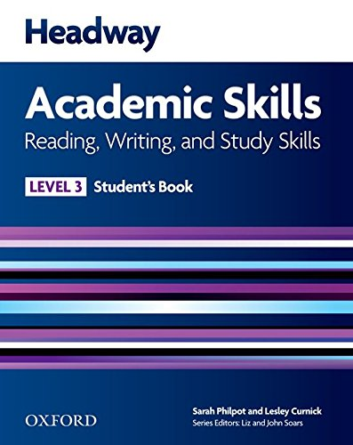 9780194741613: New headway academic skills: reading & writing. Student's book. Per le Scuole superiori: 3