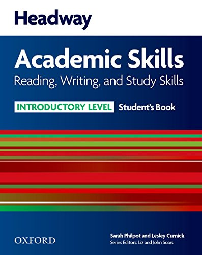 9780194741958: Headway Academic Skills: Introductory: Reading, Writing, and Study Skills Student's Book with Oxford Online Skills