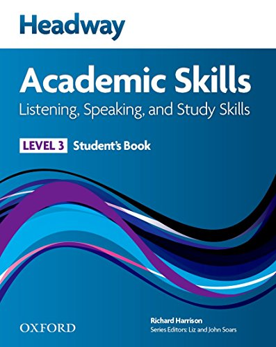 9780194742153: Headway Academic Skills 3: Listening, Speaking, and Study Skills Student's Book with Oxford Online Skills (New Headway Academic Skills)