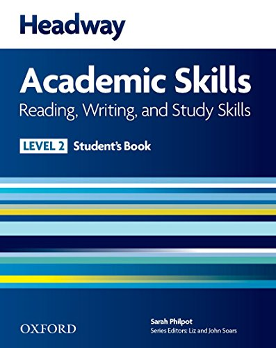 9780194742177: Headway Academic Skills 2: Reading, Writing, and Study Skills Student's Book with Oxford Online Skills (New Headway Academic Skills)