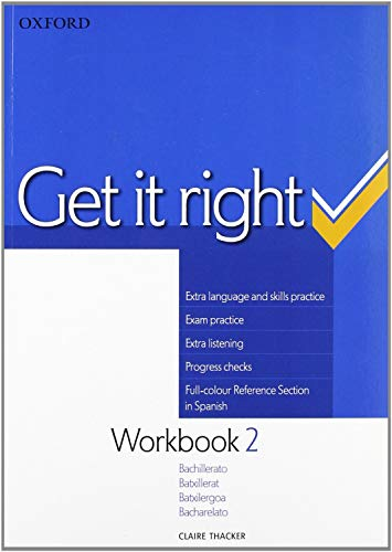 9780194746151: Get it Right 2: Workbook Spanish ED - 9780194746151