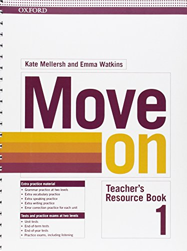 9780194746441: Move on 1: Teacher's Resource Pack