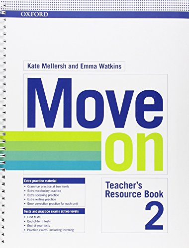 9780194746564: Move On 2. Teacher's Resource Pack