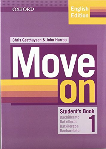 9780194746847: Move on 1: Student's Book and Oral Skills Companion