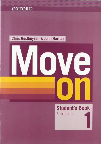 9780194746861: Move on 1: Student's Book and Oral Skills Companion (Catalan) - 9780194746861