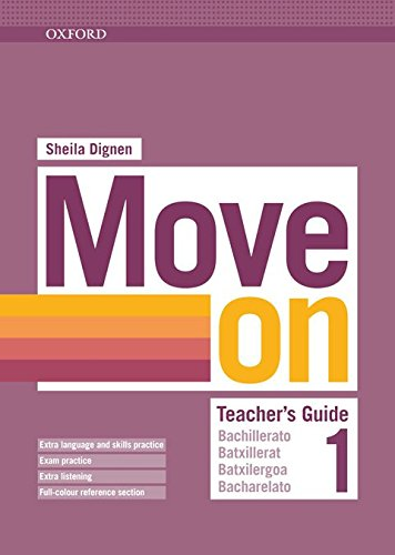 9780194746908: Move on 1: Teacher's Guide Spanish Rev (Mon)