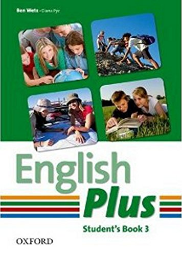 9780194748582: English Plus 3: Student Book 3