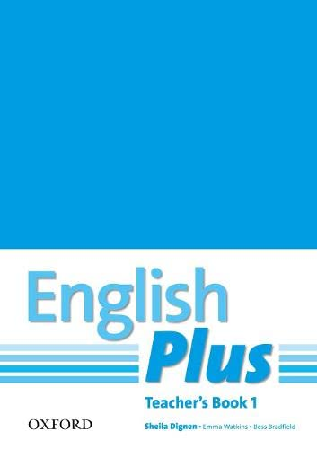 9780194748643: English Plus: 1: Teacher's Book with photocopiable resources: An English secondary course for students aged 12-16 years.