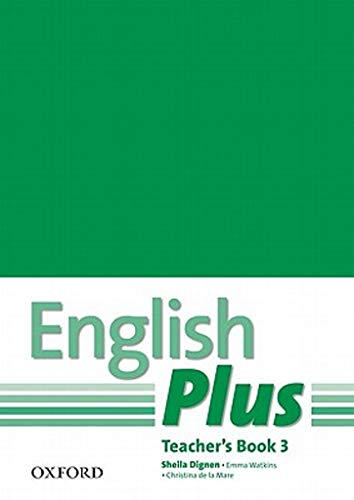 9780194748667: English Plus: 3: Teacher's Book with photocopiable resources: An English secondary course for students aged 12-16 years.