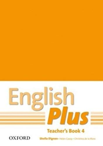 9780194748674: English Plus: 4: Teacher's Book with photocopiable resources: An English secondary course for students aged 12-16 years.